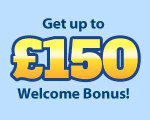Get up to £150 in bonuses at the EuroMillions Mobile Casino