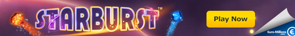 Starburst Online Slot - Play Now