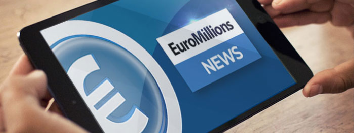 Jackpot Rolls to Friday EuroMillions Game