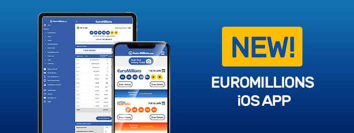 New Euro-Millions.com App is Launched
