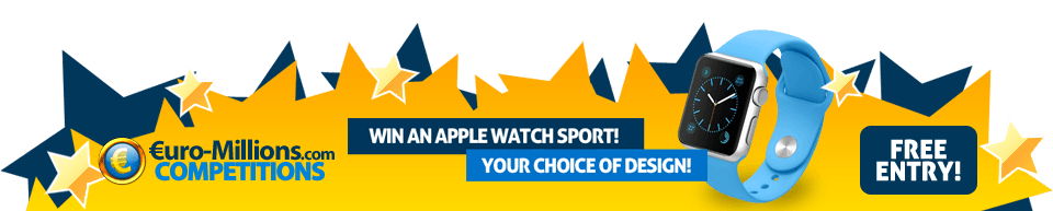 Enter our Apple Watch Sport Giveaway Competition