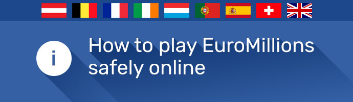 How to play EuroMillions online safely