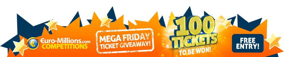 Enter our Mega Friday Ticket Giveaway Competition