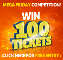 Mega Friday Ticket Giveaway - Win 100 EuroMillions tickets!