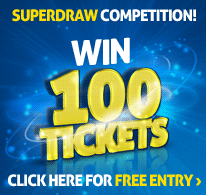 EuroMillions Superdraw - Friday 3rd October 2014