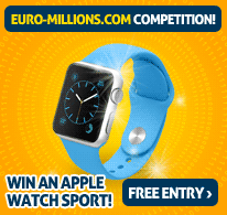 Win an Apple Watch Sport - Free Entry Competition!